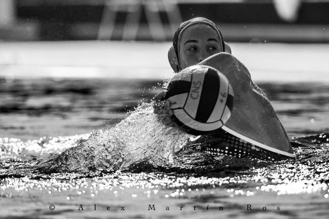 Anni Espar Llaquet CNS Waterpolo femenino Club Natació Sabadell Olimpics Olimpiadas
