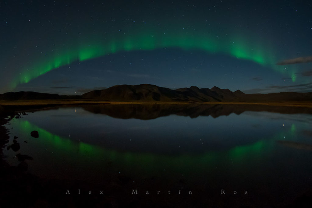 Aurora boreal northern lights alex martin ros